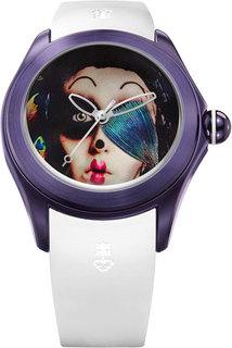 Швейцарские мужские часы в коллекции Bubble Мужские часы Corum 082.413.98/0379-JJ02