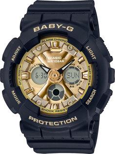 Японские женские часы в коллекции Baby-G Женские часы Casio BA-130-1A3ER