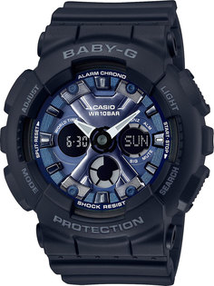 Японские женские часы в коллекции Baby-G Женские часы Casio BA-130-1A2ER