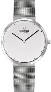 Женские часы в коллекции Mesh Женские часы Obaku V230LXCWMC