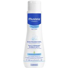 Пена для ванны Mustela Multi-Sensory Bubble Bath 200 мл