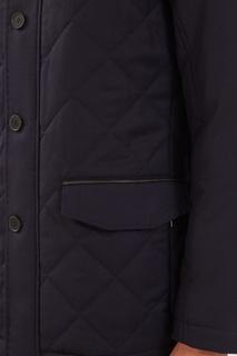 Темно-синяя куртка Canali