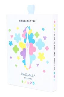 """Подарочный набор """"Сиреневый"""" детской косметики для зубов для детей Mont Carotte"""