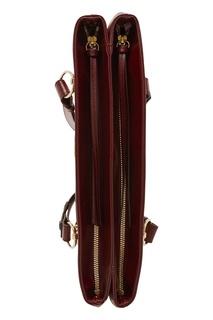 Бордовая сумка Arli Gucci