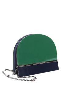 Мини-клатч из пластика на цепочке Stella Mc Cartney