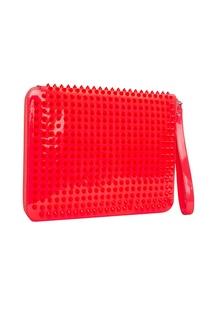 Чехол для iPad Cris Case Patent Fluo/Spikes Christian Louboutin