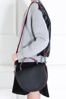 Кожаная сумка Panettone Messenger Christian Louboutin