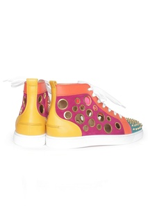 Мужские кеды Bubble Spike Christian Louboutin