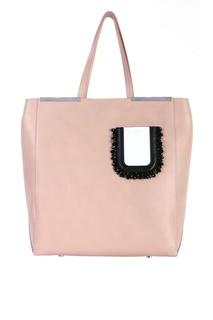 Кожаная сумка No21