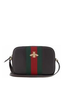 Кожаная сумка Linea G Gucci