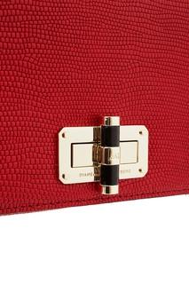 Кожаная сумка Diane Von Furstenberg