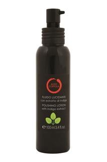 Флюид для блеска волос с индиго Polishing Lotion, 100 мл Aldo Coppola