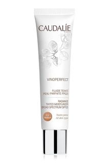 Тонирующий флюид «Совершенная кожа» SPF20 Vinoperfect 02 40ml Caudalie