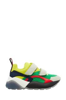 Кроссовки с цветной отделкой Stella Mc Cartney