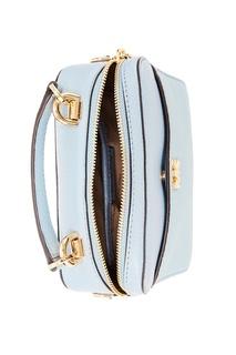 Светло-голубая сумка Crossbodies Michael Kors