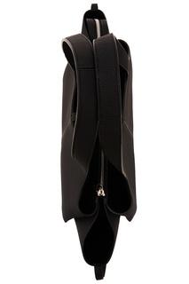 Черная сумка на молнии Celine
