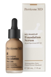No Makeup Skincare Тональная сыворотка SPF 20, 30 мл, Beige Perricone MD