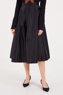 Черная юбка No21