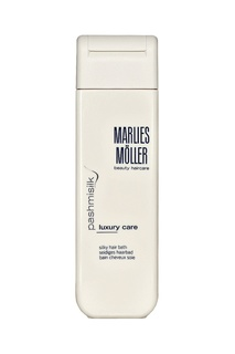 Шампунь интенсивный шелковый Pashmisilk Luxury Care Silky Hair Bath 200ml Marlies Moller