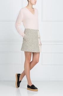 Однотонный пуловер See by Chloé