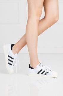 Кеды Superstar 80s Primeknit Adidas