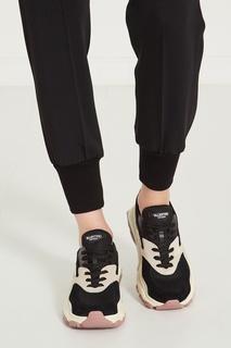 Комбинированные кроссовки Bounce Valentino