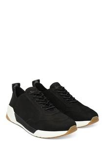 Черные кроссовки Timberland