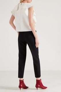 Укороченные брюки со стрелками Msgm