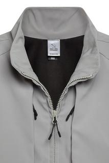 Серая куртка на молнии Magic Stick