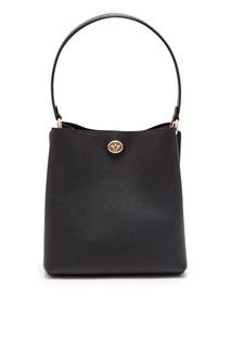 Черная сумка Charlie Bucket Bag Coach