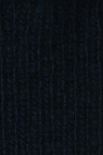 Темно-синий джемпер с рисунком Il Gufo