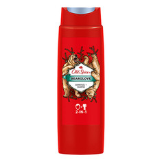 Гель для душа и шампунь OLD SPICE BEARGLOVE 2 в 1 мужской 250 мл