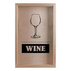 Копилка для винных пробок (29х45 см) Wine KD-022-117 Дубравия