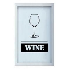 Копилка для винных пробок (29х45 см) Wine KD-022-118 Дубравия
