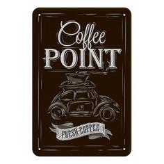 Панно (20x30 см) Coffe point TM-113-134 Ekoramka