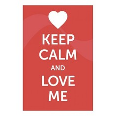 Панно (20x30 см) Love me TM-113-173 Ekoramka