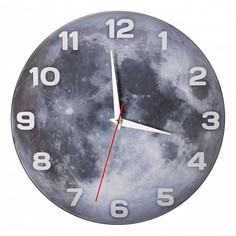 Настенные часы (30x30 см) Луна KD-038-041 Дубравия