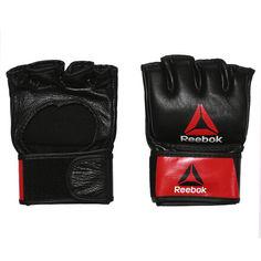 Перчатки Combat Leather MMA - размер M Reebok