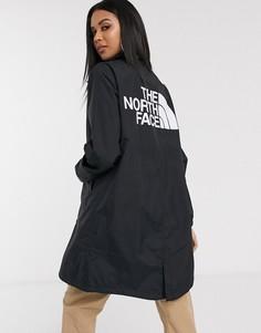 Черная спортивная куртка The North Face-Черный