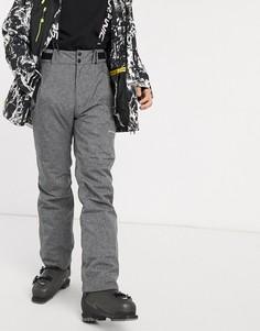 Серые горнолыжные брюки Surfanic-Серый