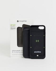 Чехол с функцией зарядки для iPhone 8 / 7 / 6 / 6S Mophie-Черный