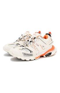 Текстильные кроссовки Track Balenciaga