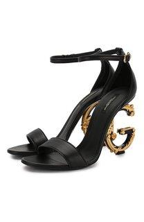 Кожаные босоножки Keira Dolce & Gabbana
