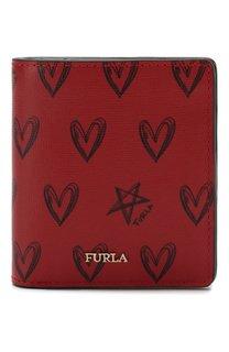 Кожаный футляр для кредитных карт San Valentino Furla