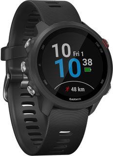 Спортивные часы Garmin Forerunner 245 Music (черный)