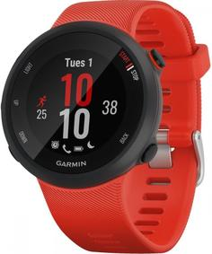 Спортивные часы Garmin Forerunner 45 Large Lava Red