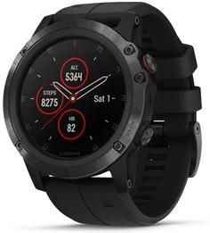 Спортивные часы Garmin Fenix 5x Plus Sapphire (010-01989-11)