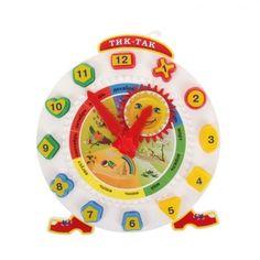 Развивающая игрушка СТРОМ Тик-так (разноцветный)