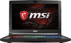 Ноутбук MSI GT62VR 7RE-261RU Dominator Pro 4K (черный)