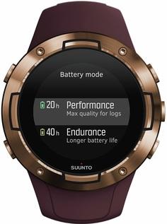 Спортивные часы Suunto 5 G1 BURGUNDY COPPER SS050301000